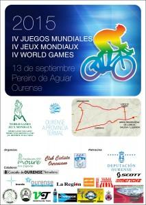 Cartel Juegos Mundiales