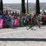 Llegada Gran Premio Montemayor 2014
