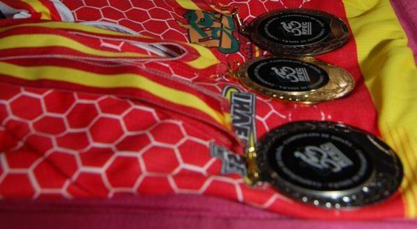 Fechas de los Campeonatos de España de Carretera Máster 2017
