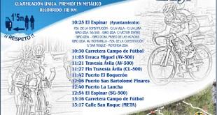 XXXV GRAN PREMIO CRISTO DEL CALOCO 2015 - Master