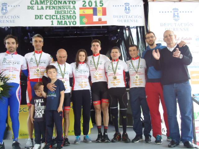 Campeones de la Península Ibérica