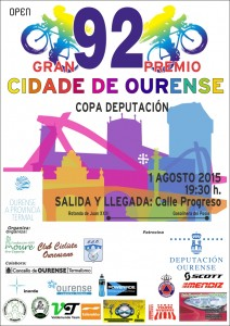 92 GRAN PREMIO CIDADE DE OURENSE