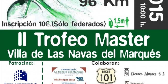Cartel Navas del Marqués