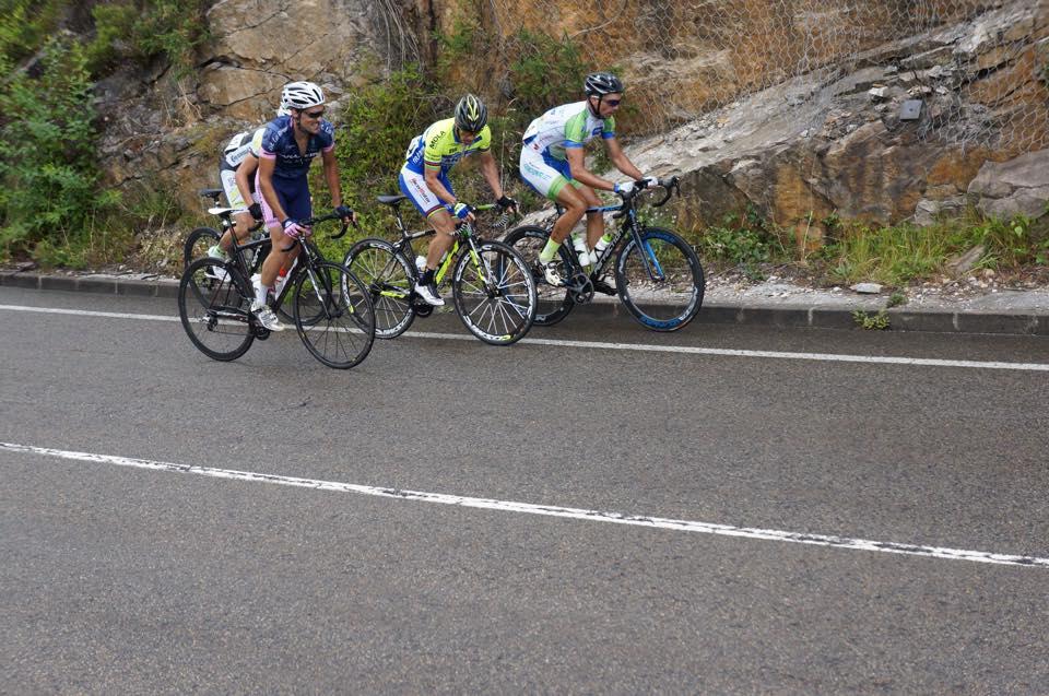 Cuarteto escapado. Foto: Olivier Atom.