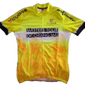 Maillot Masters Tour of Chiang Mai