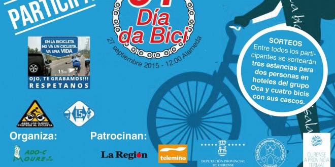 Día de la Bici en Orense
