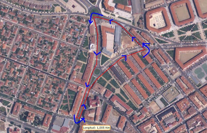 Circuito San Saturio