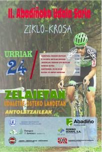 Cartel Ciclocross Abadiño