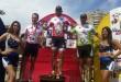 Muntaner gana el Clásico de Ciclismo Triple 100 en la República Dominicana