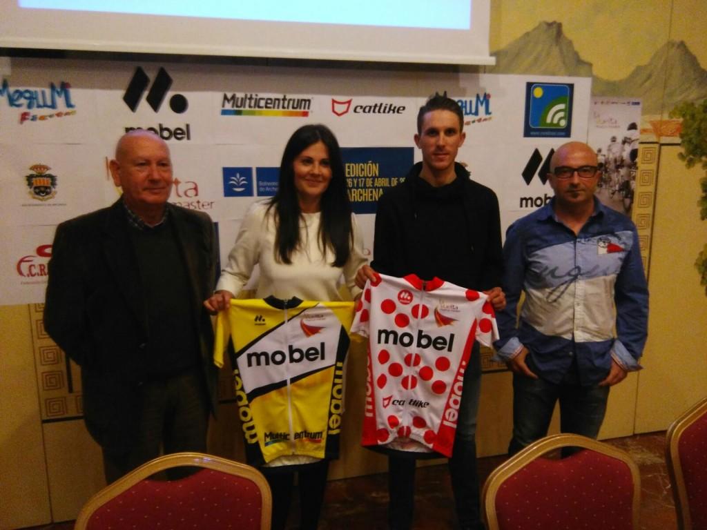 La Ronda murciana contará con dieciséis equipos y un recorrido muy exigente.