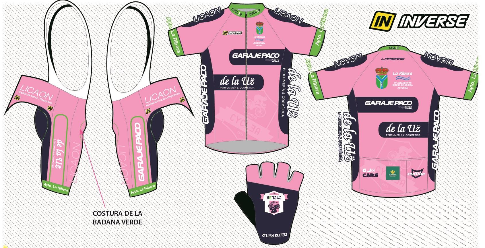 Garaje paco perfumer as de la uz 2016 ciclismo m ster - Garaje paco ...