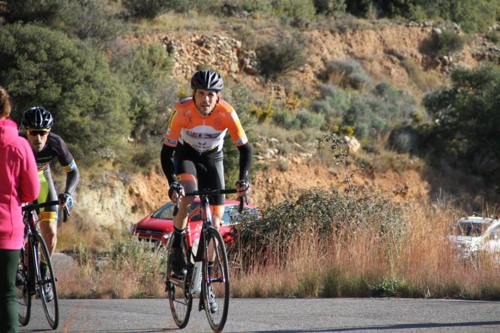 Victor Lluch. Foto: Hidropresión 24 H Racing Team