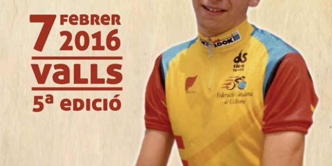 Gerard Armillas vuelve a ganar, esta vez en Valls