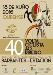 Volta ao Ribeiro 2016 Cartel