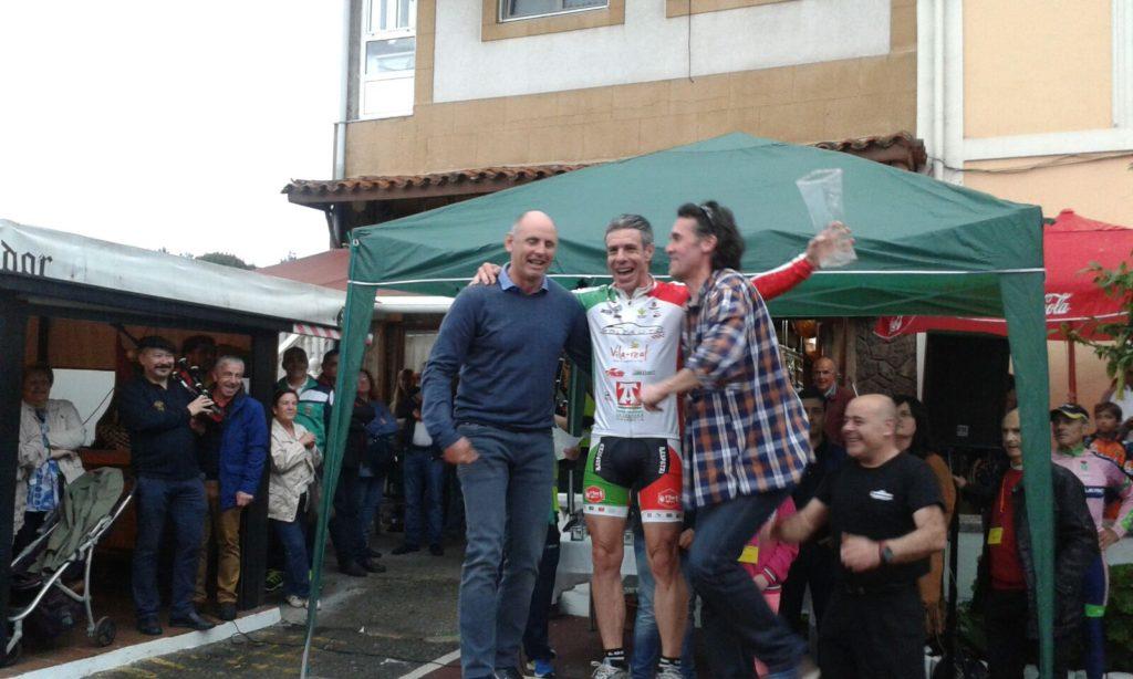 La entrega de premios contó con la presencia de Tony Rominguer y Javier Mauleón