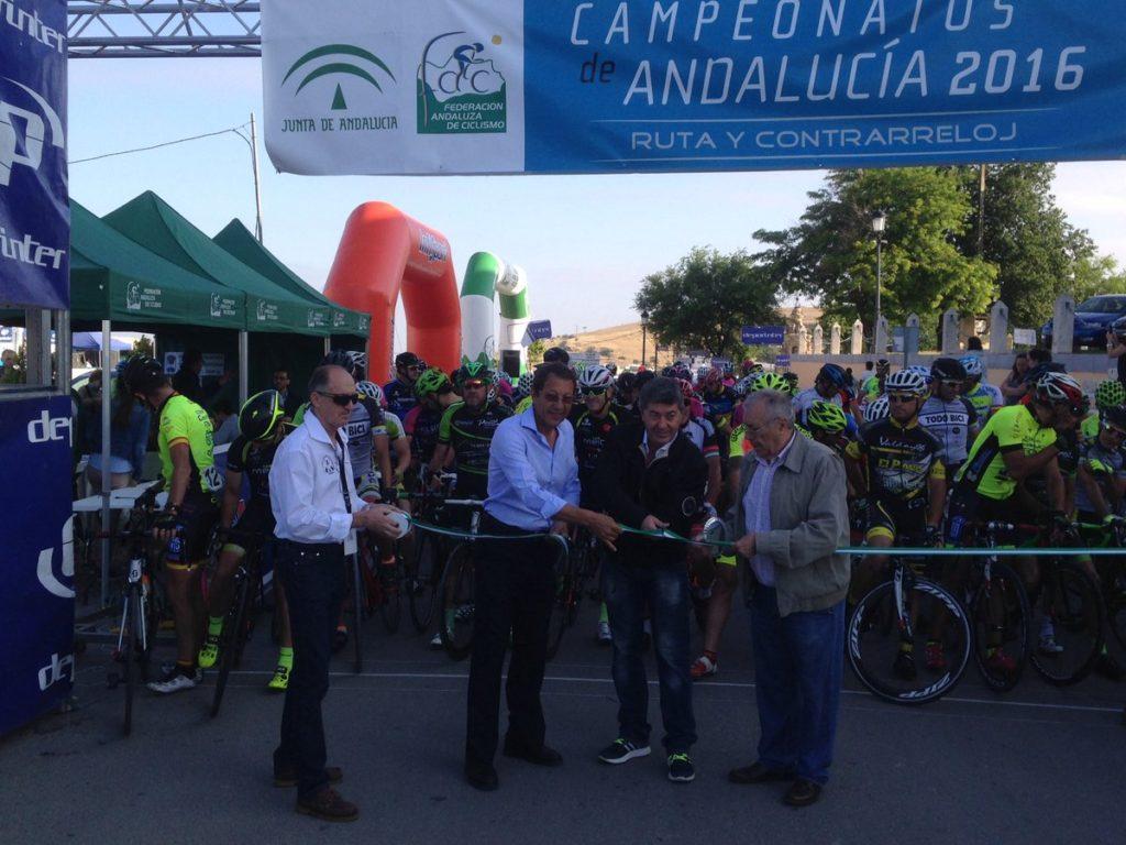Foto: Federación Andaluza de Ciclismo