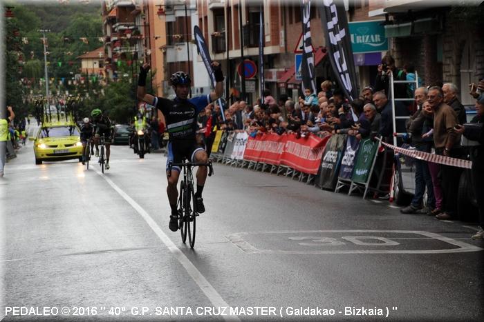 Vencedor. Foto: Pedaleo.com