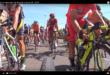 Espectacular vídeo del sprint del pelotón máster 40 en Reinosa
