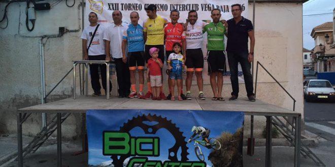 Clasificaciones del I Trofeo Bicicenter de Molins