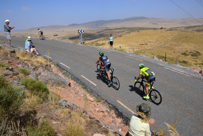 Cabeza de carrera en La Lancha. Foto: El Naviero