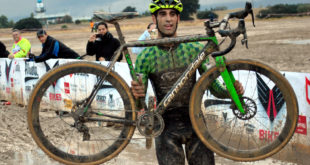 Carlos Hernández. Foto: prensa CX Brunete-Biked