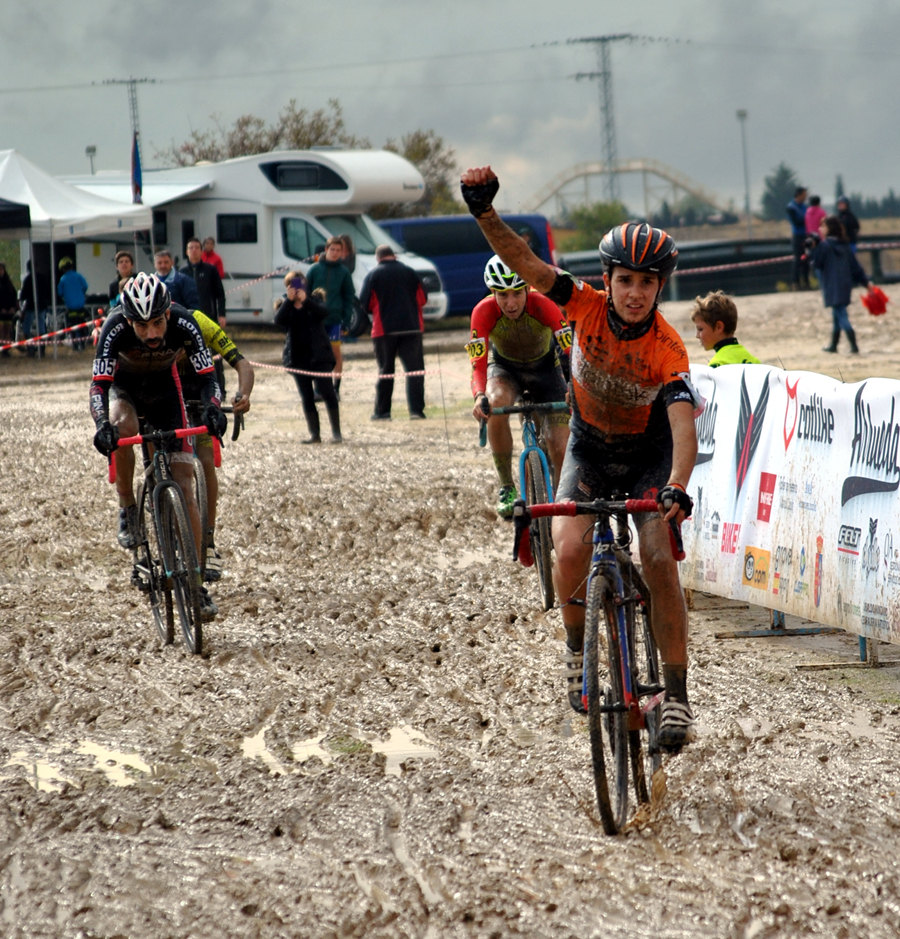 Rocio García. Foto: prensa CX Brunete-Biked