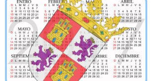 Calendario máster en Castilla y León 2018