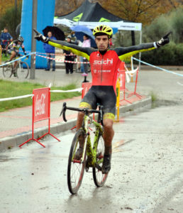 Iván Martínez. Foto: Prensa Coslada