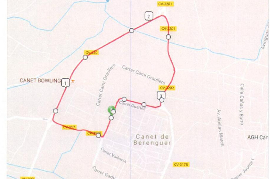 recorrido_carrera_ciclista_canet