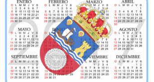 Calendario Cantabria 2018