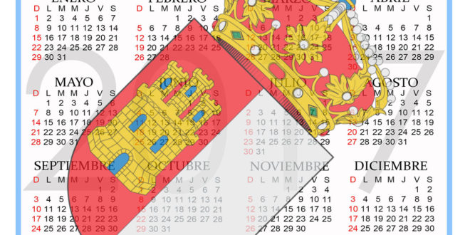 Calendario máster en Castilla la Mancha