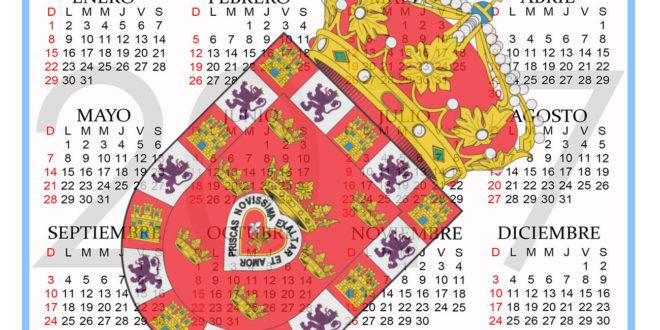 Calendario Murcia 2018