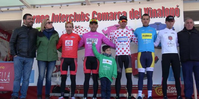 Crónica de la 1ª etapa del Interclub Vinalopó 2017 en Monovar