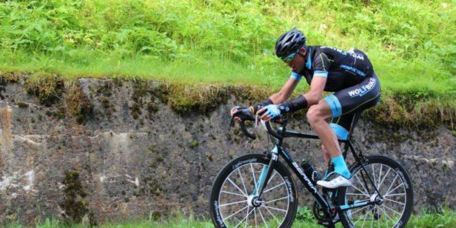 Comunicado del ciclista Francisco Torrella