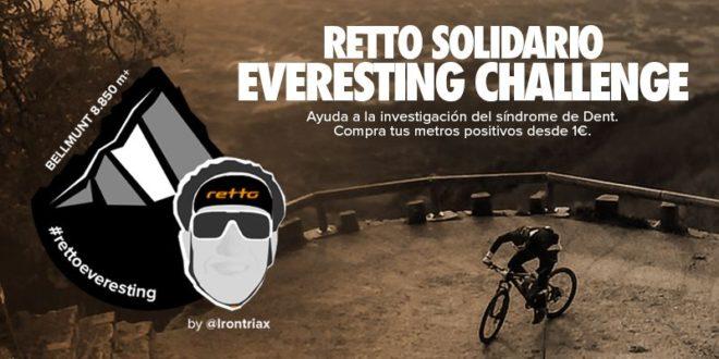 EverestingChallenge Pep Sánchez