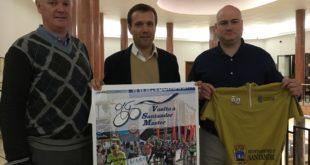 Presentación Vuelta a Santander 2017