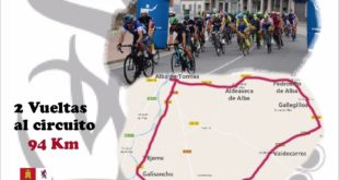 Trofeo Primavera Alba de Tormes 2017