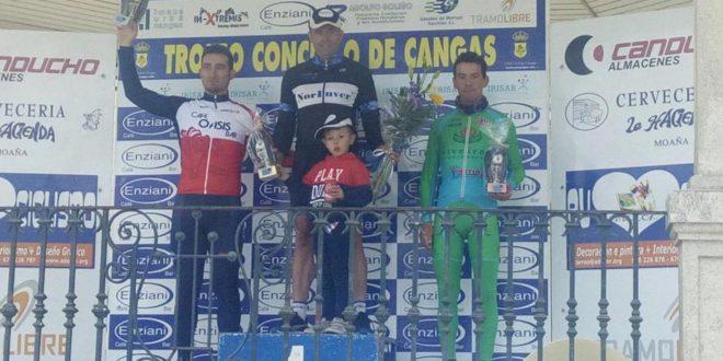 Clasificaciones del Trofeo Concello de Cangas 2017