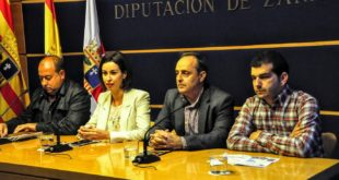 Presentación Aragón 2017