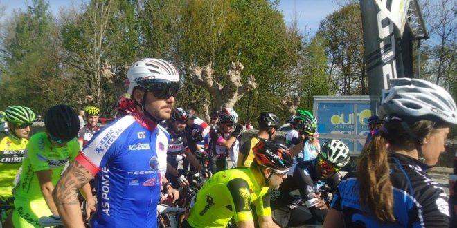 Estévez gana la última etapa y Portillo la Challenge Los 4 Días de Ourense