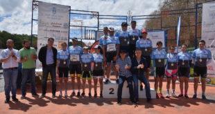 Campeones gallegos contrarreloj 2017