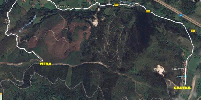 Cronoescalada Asturias