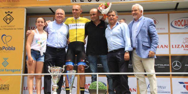 Carles Juncosa gana la Volta a Tarragona 2017