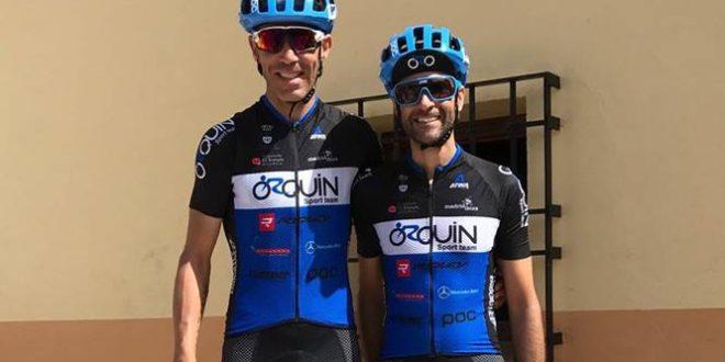 Javier Pérez y Alberto Oter retoman sus entrenamientos