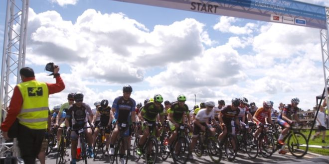 Clasificados para la final del UWCT en el Tour of Cambridgeshire
