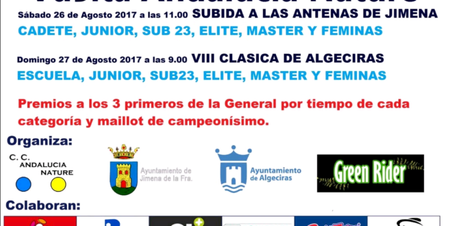 Vuelta Andalucía 2017