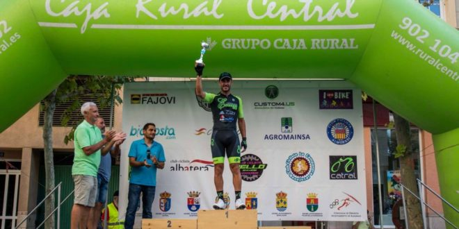 Clasificaciones de la 4ª etapa del Interclub Vega Baja en Albatera