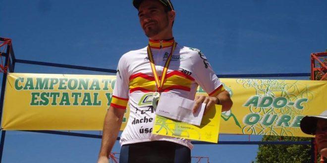 Iago Alonso se proclama Campeón de España Open en Orense