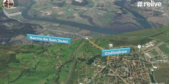 Críticas a los Campeonatos de España de Ciclismo Máster en Colindres