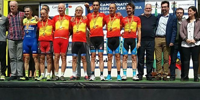Crónica de los Campeonatos de España Máster 2017 en Colindres